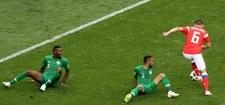 Mundial 2018. Rosja - Arabia Saudyjska 5-0, czyli wygrana, która niewiele znaczy