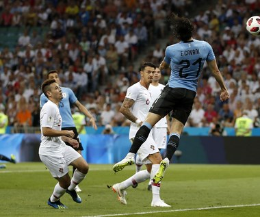 Mundial 2018. Urugwaj - Portugalia 2-1