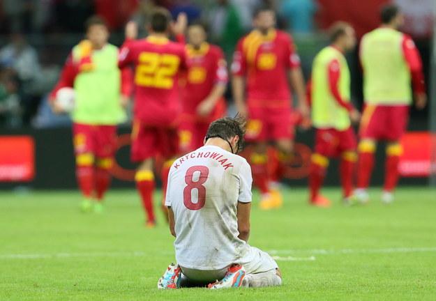 Mundial już raczej nie dla nas. Remis w meczu z Czarnogórą