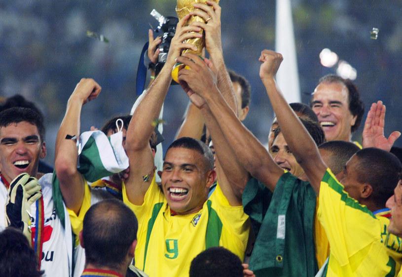 Mundial w Korei i Japonii był popisem Brazylijczyka Ronaldo /AFP