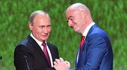 Mundial: Władimir Putin triumfuje