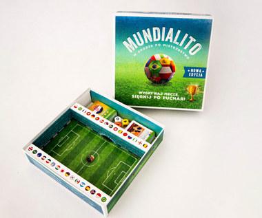 Mundialito to gra planszowa, w której Polska ma szansę na Mistrzostwo Świata