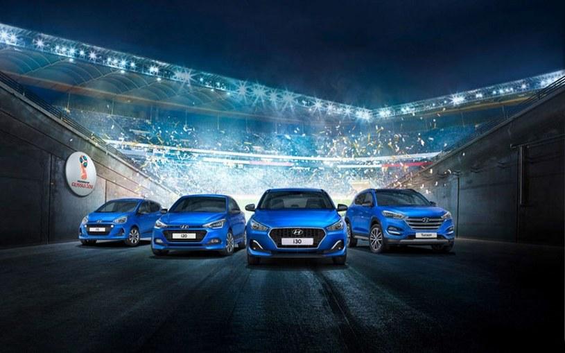 Mundialowa gama Hyundaia /