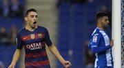 Munir El Haddadi i Sergi Samper przedłużyli kontrakty z Barceloną