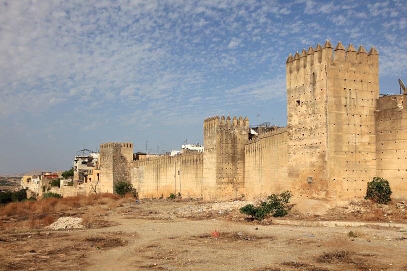 Mur obronny w Fez /123RF/PICSEL