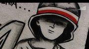 Murale upamiętniające powstanie warszawskie