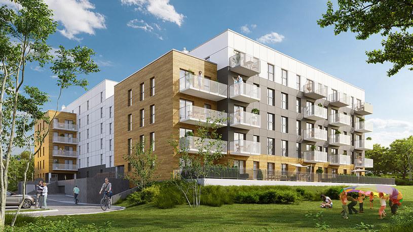 Murapol Apartamenty na Wzgórzu – nowa inwestycja w Sosnowcu /
