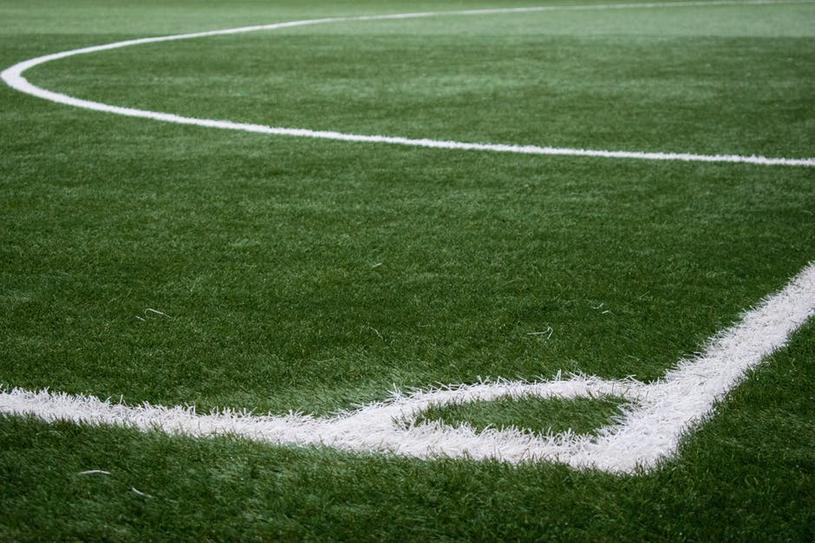 Murawa boiska piłkarskiego /materiały prasowe /materiały prasowe