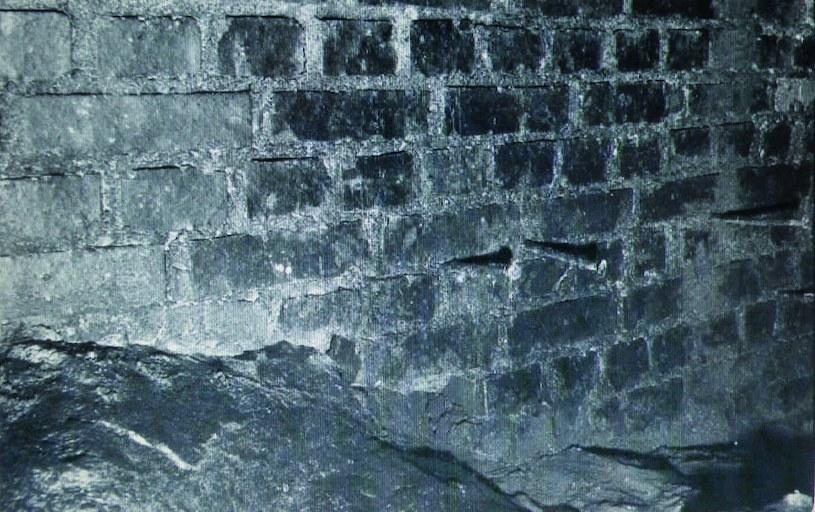 Murek w Kamiennej Górze (zdjęcie z 1972 roku) /Odkrywca