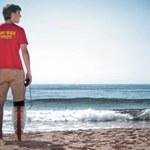 Murr-ma - proteza nogi dla pływaków