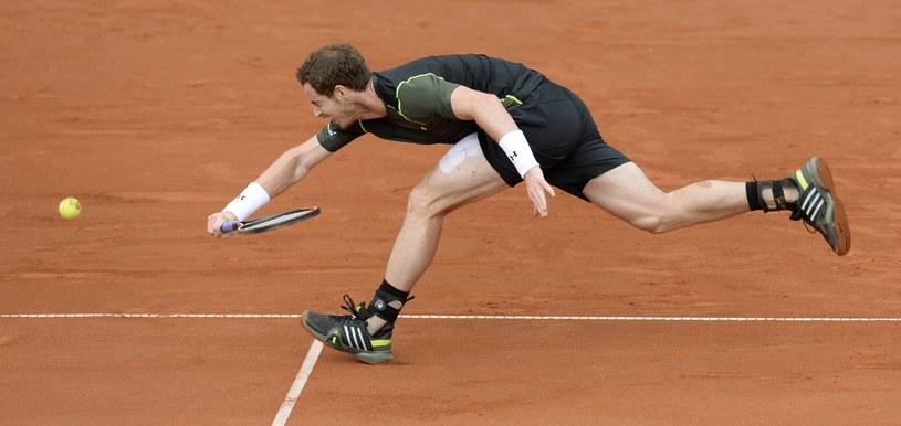 Murray musi poczekać na grę w Monachium /AFP