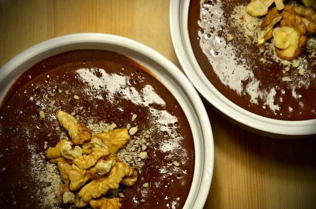 Mus czekoladowy, fot. Malwina Zaborowska /RMF24