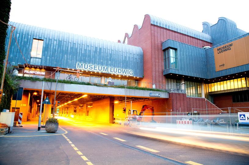 Museum Ludwig to obowiązkowy punkt dla wielbicieli sztuki współczesnej /123RF/PICSEL