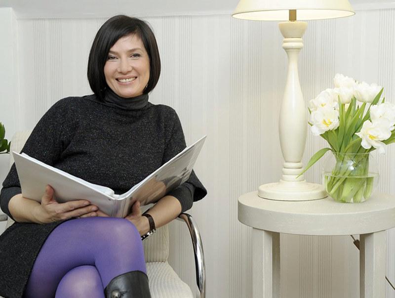 """""""Musiałam nauczyć się być miłą dla samej siebie, dobrą i wyrozumiałą"""" - mówi Grażyna Wolszczak  /AKPA"""