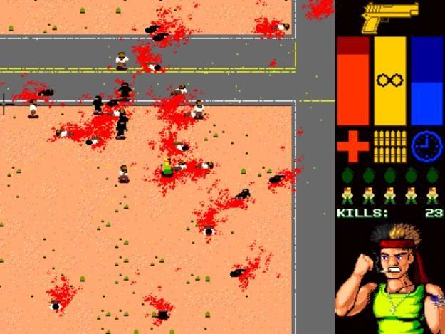 Musilm Massacre - kiepska, amatorska gra, która narobiła sporo zamieszenia /Informacja prasowa