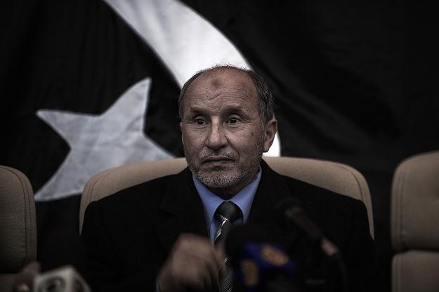 Mustafa Abd ad-Dżalil /AFP