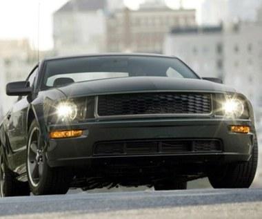 Mustang 40 lat później
