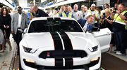 Mustang Shelby GT350R już w produkcji