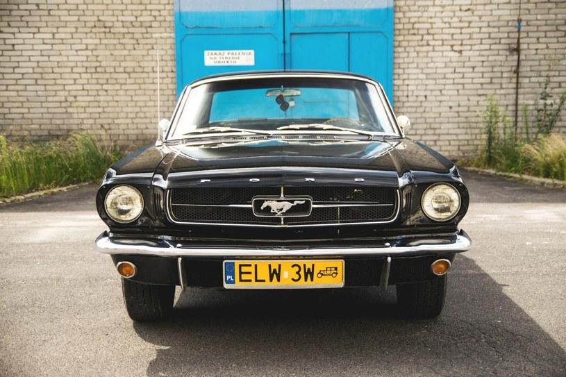 Mustang to od ponad pół wieku ikona amerykańskiej motoryzacji /materiały prasowe