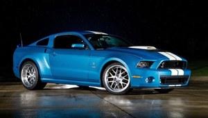 Mustang w hołdzie Carrollowi Shelby'emu