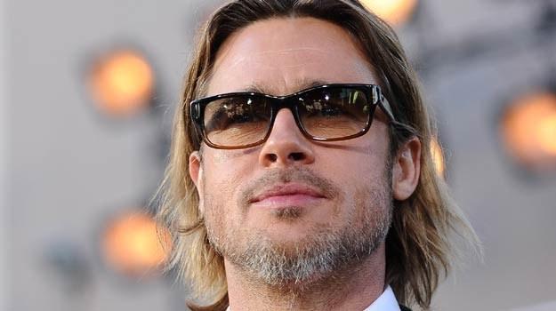 Muszę posuwać się do przodu - przekonuje Brad Pitt / fot. Michael Buckner /Getty Images/Flash Press Media