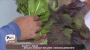 Musztardowce znano jako szpinak indyjski