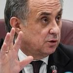Mutko zakończył pracę w Rosyjskiej Federacji Piłkarskiej