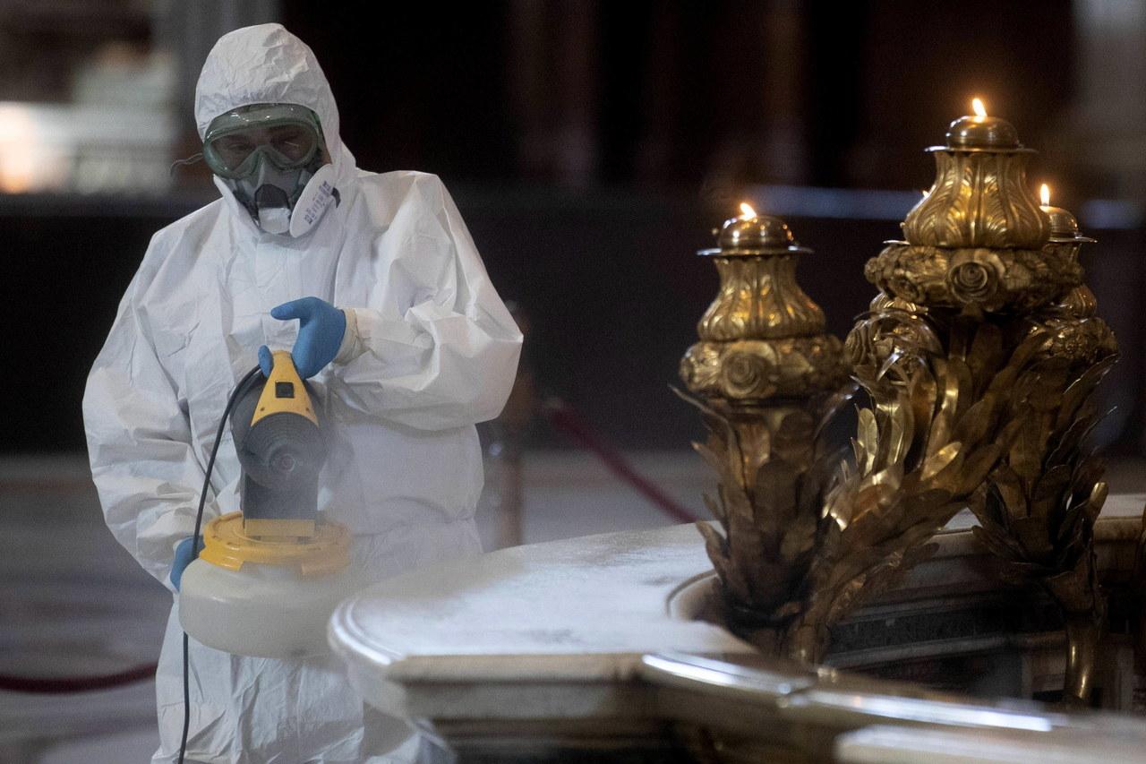 Muzea Watykańskie znów będą otwarte. Obowiązują specjalne środki bezpieczeństwa