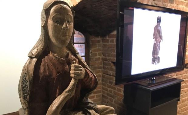 Muzealnicy odnowili figurki z warmińskich kapliczek. Niektóre mają ponad 200 lat!
