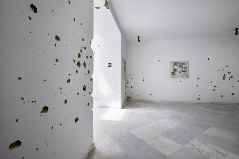 Muzeum Bardo po ataku terrorystycznym, w którym zginęło 25 osób, w tym troje Polaków /Fauque Nicolas/ABACAMuzeum Bardo po ataku terrorystycznym, w którym zginęło 20 osób /East News