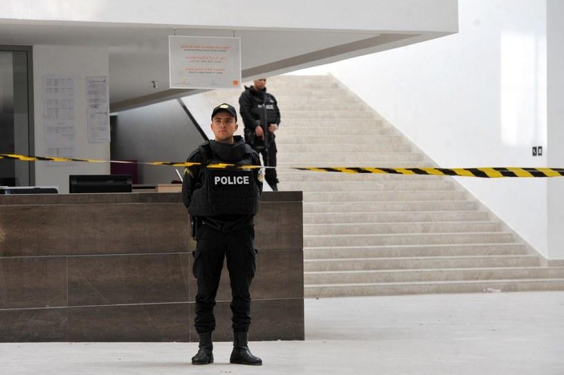 Muzeum Bardo w Tunisie. W niedawnym ataku zginęli zagraniczni turyści, w tym Polacy. /AFP