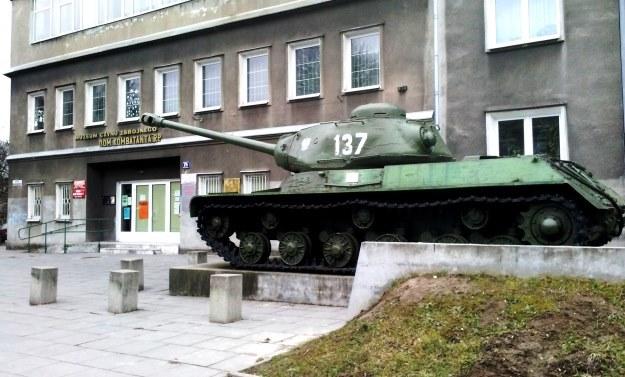 Muzeum Czynu Zbrojnego i czołg z czasów II wojny światowej, fot. Katarzyna Jasińska /INTERIA.PL