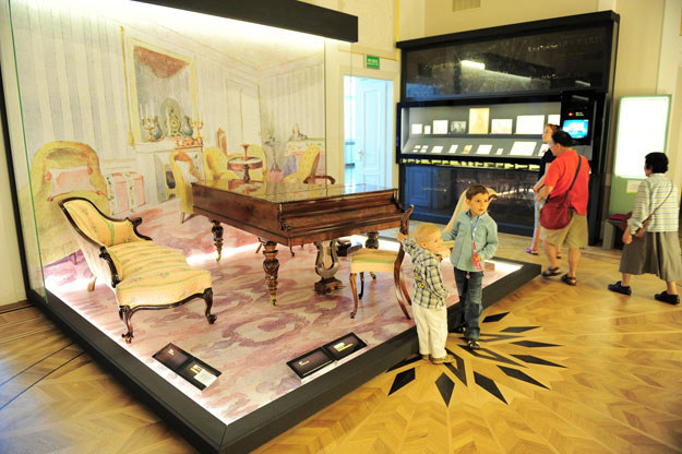 Muzeum Fryderyka Chopina w Warszawie /Olszanka /East News