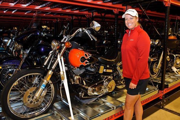 Muzeum Harleya-Davidsona w Milwaukee /AFP