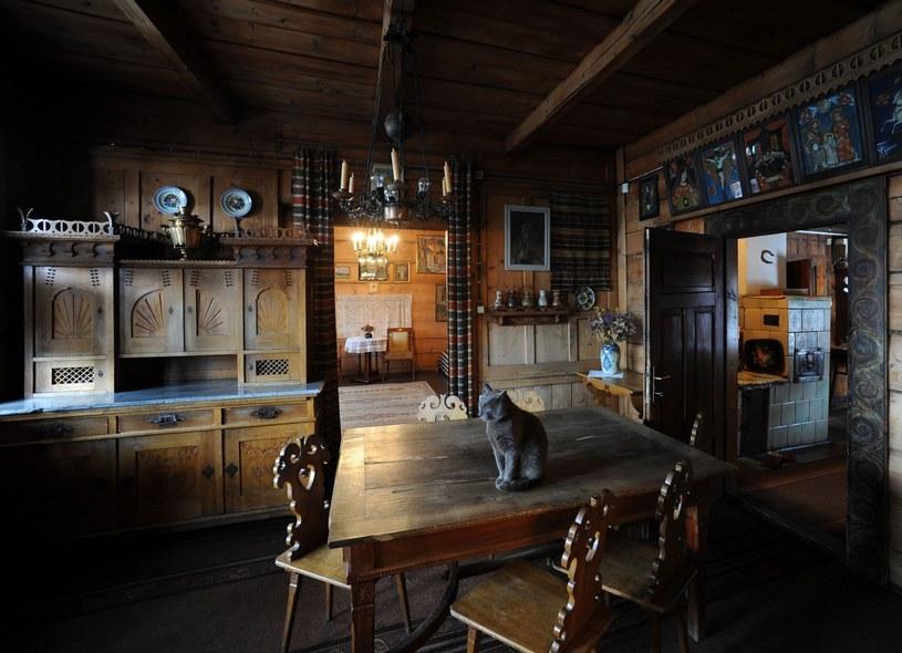 Muzeum Jana Kasprowicza na Harendzie, Zakopane 2011 /Zenon Zyburtowicz /East News