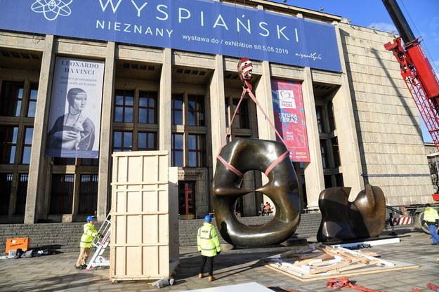 Muzeum Narodowe w Krakowie: Są pierwsze wyniki testów u pracowników /Jacek Bednarczyk   /PAP