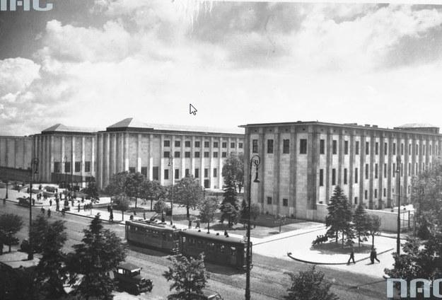 Muzeum Narodowe w Warszawie /Z archiwum Narodowego Archiwum Cyfrowego