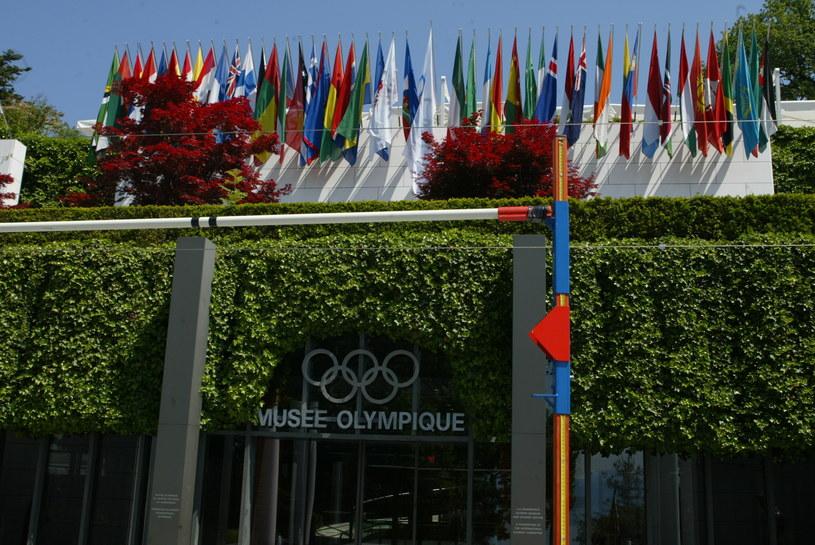 Muzeum Olimpijskie /INTERIA.PL