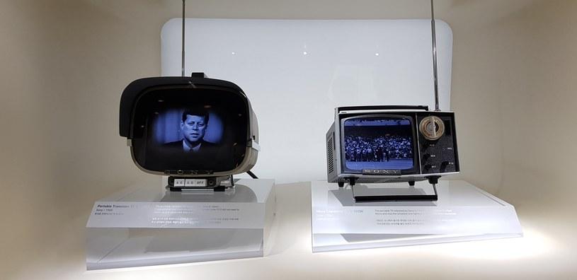 Muzeum Samsunga łączy nowe i stare, pokazując, jak ewoluowały technologie na przełomie dekad /INTERIA.PL