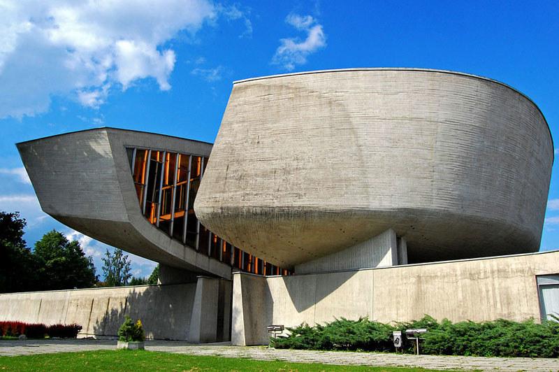 Muzeum Słowackiego Powstania Narodowego /Styl.pl