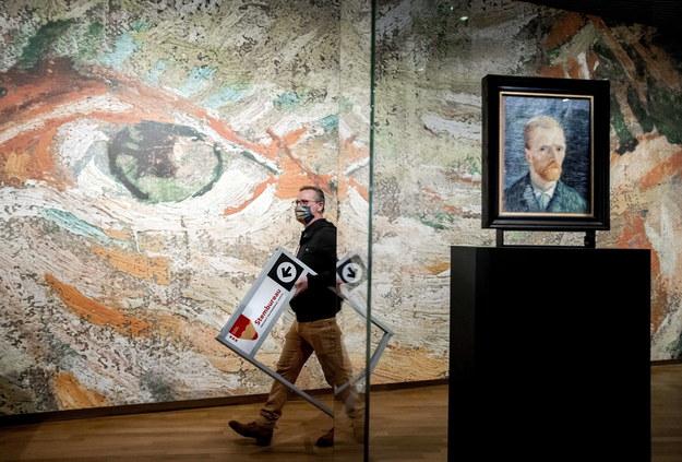 Muzeum Van Gogha w Amsterdamie na zdjęciu ilustracyjnym /KOEN VAN WEEL /PAP/EPA
