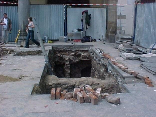 Muzeum w podziemiach Rynku ma być otwarte we wrześniu /RMF