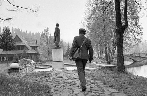Muzeum Włodzimierza Lenina w Poroninie. Zdjęcie z czasów PRL /Sputnik /East News