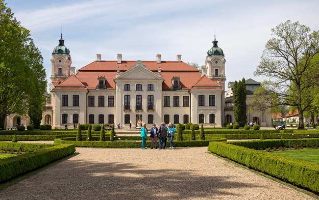 Muzeum Zamoyskich /Wojtek Jargiło /PAP