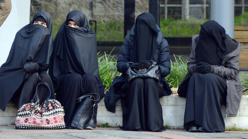 Muzułmanki w niemieckim Pforzheim /AFP