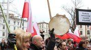Muzycy Capelli Cracoviensis protestowali przed urzędem miasta
