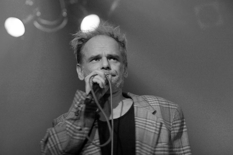 Muzyk Robert Brylewski /Agencja FORUM