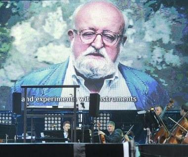 Muzyka Pendereckiego w kinie