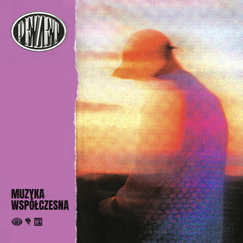 Muzyka współczesna - okładka nowej płyty Pezeta, która jeszcze przed premierą zdobyła status złotej... /materiały prasowe