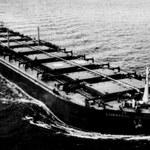 MV Derbyshire: Fala wyjątkowa zatopiła gigantyczny brytyjski statek?